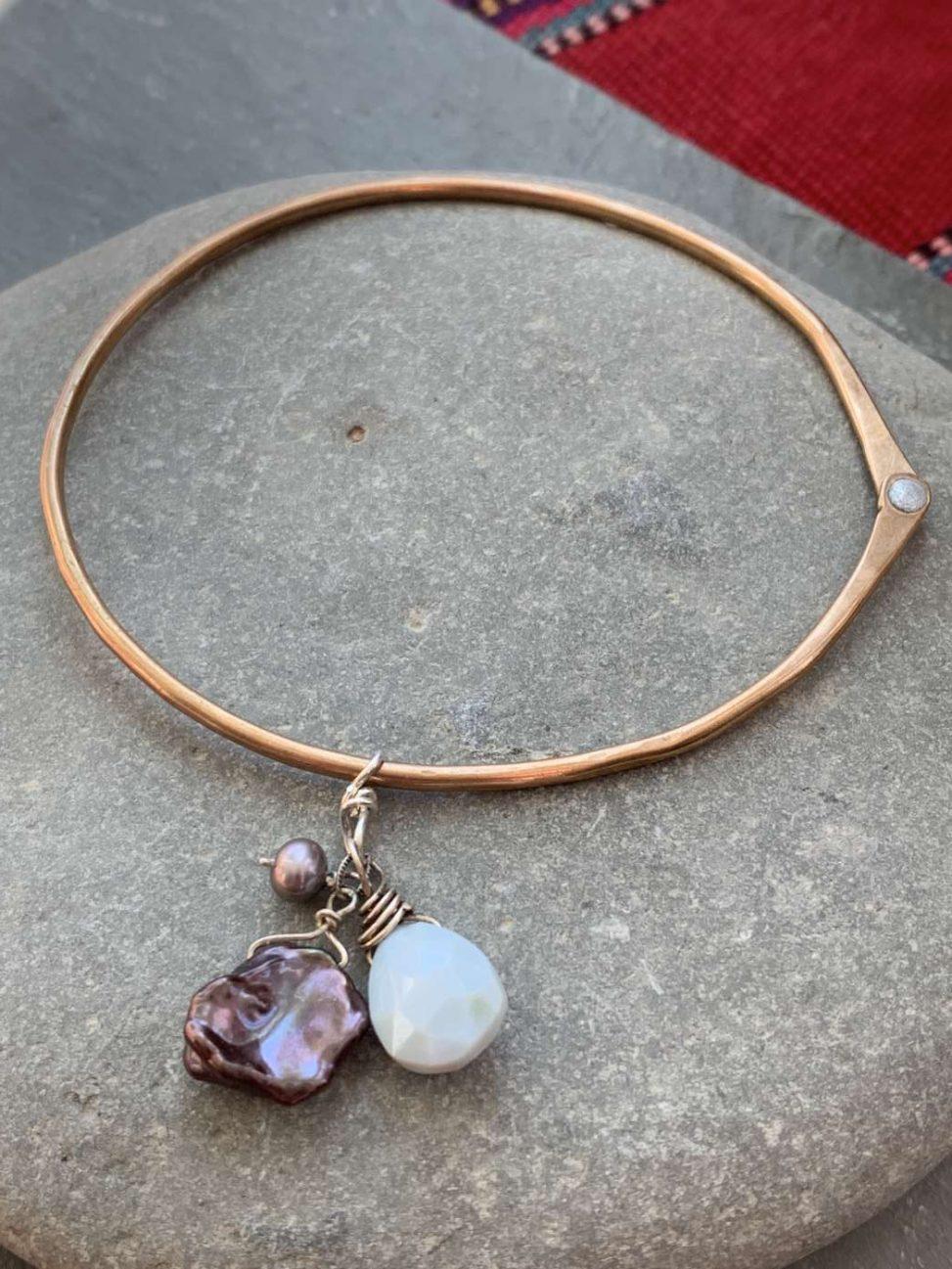 bronze bangle