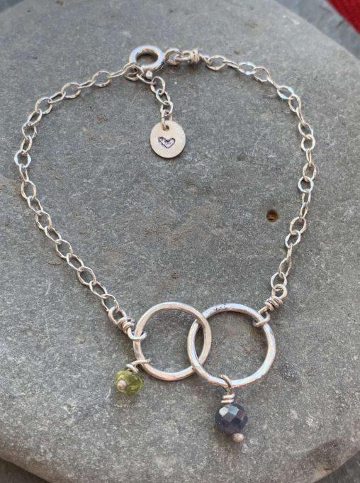 eternity link bracelet